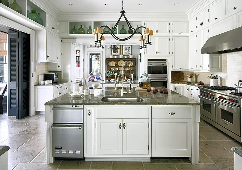 Jackye lanham atlanta residential interior designer for Million dollar kitchen designs